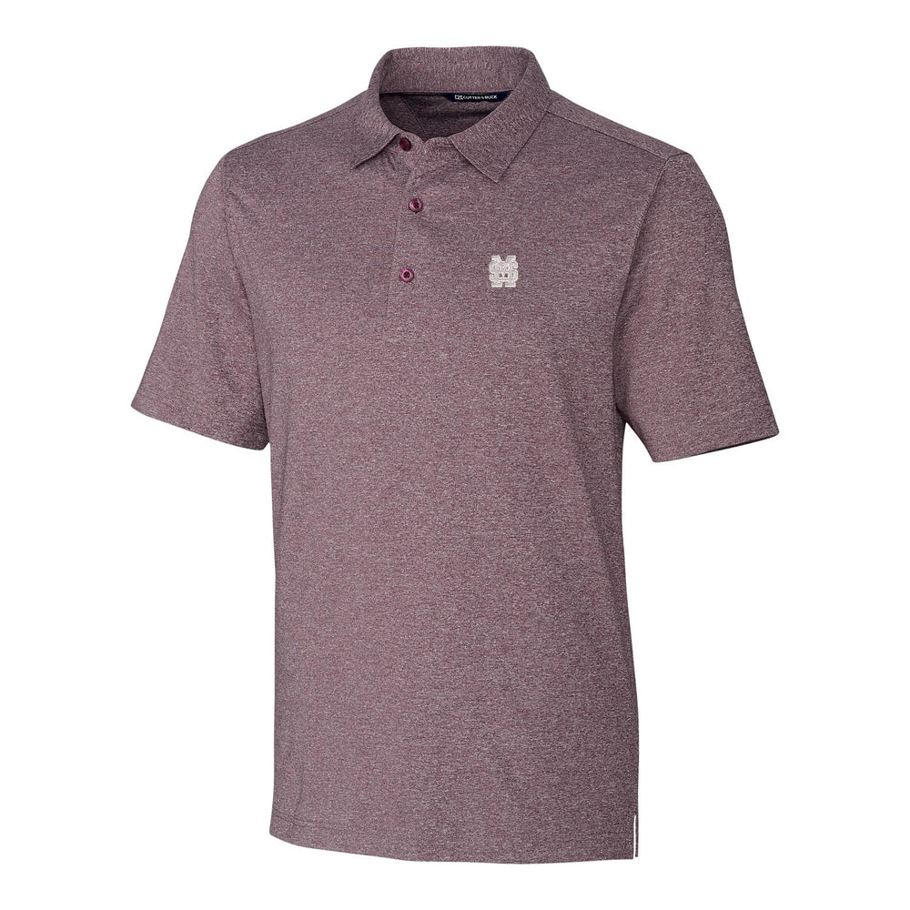 MSU Baseball Forge Heather Polo