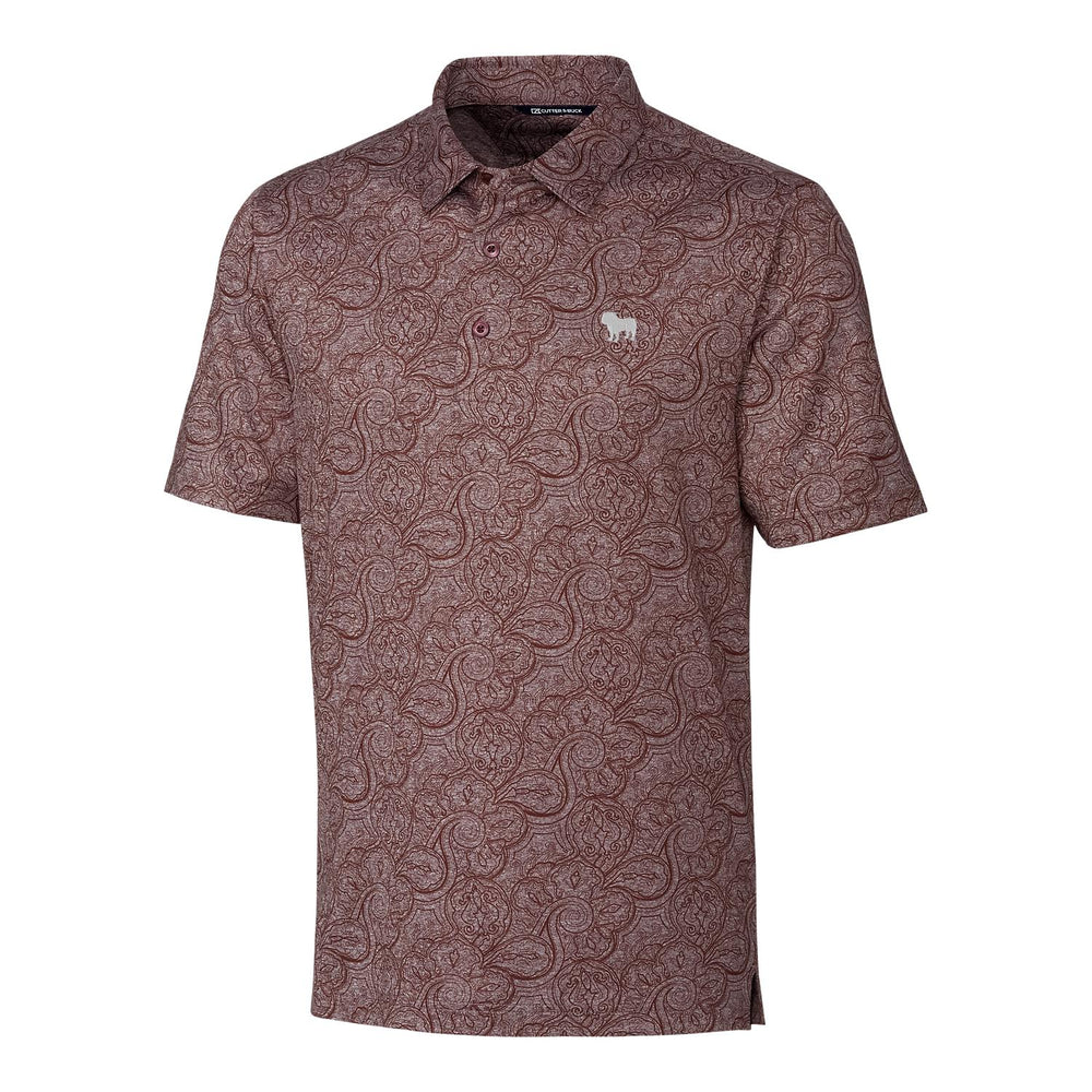 MSU Forge Paisley Polo