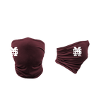 MSU Baseball Wrap Mask