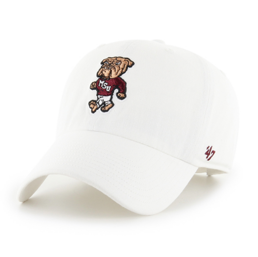 Walking Bully Clean-Up Cap White