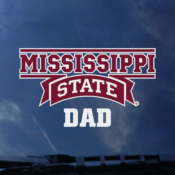 MSU Dad Decal