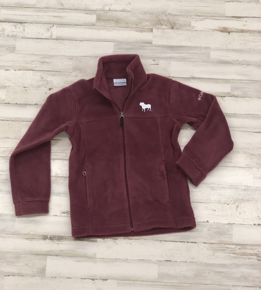 Youth MSU Bulldog Flanker Jacket