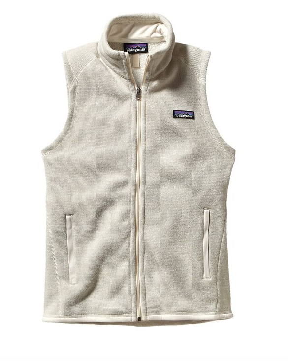 W's Better Sweater Vest - Raw Linen