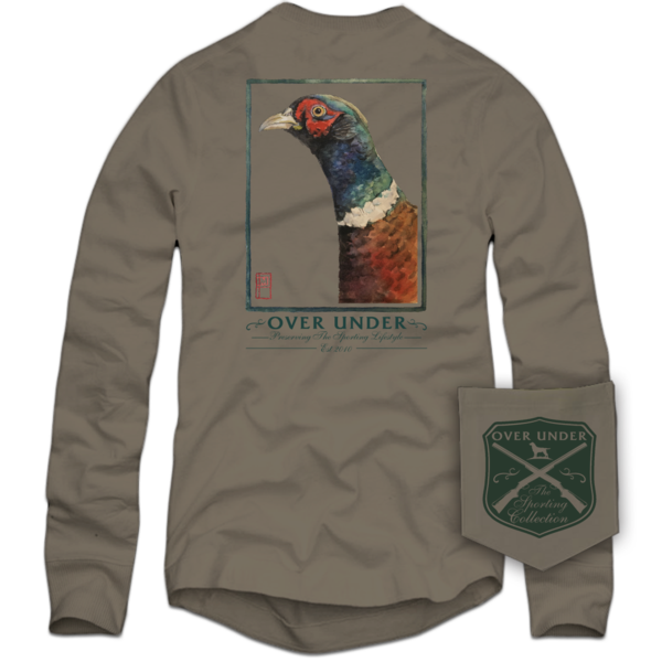 Royal Pheasant L/S Tee