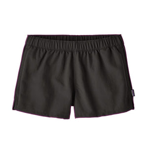 W's Barely Baggies Black Shorts