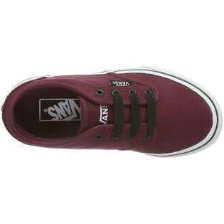 Youth Atwood Canvas Black/Oxblood