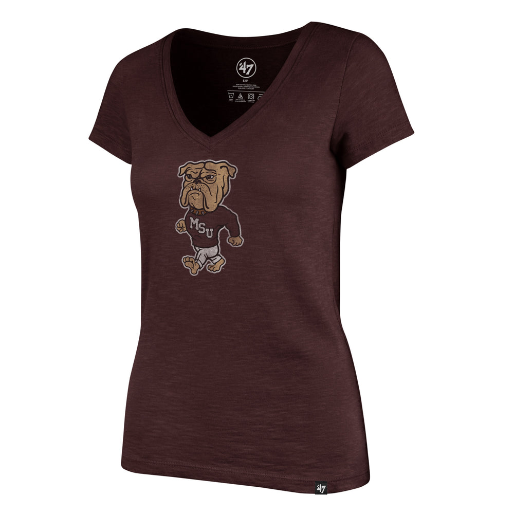 Ladies Walking Bully V Neck