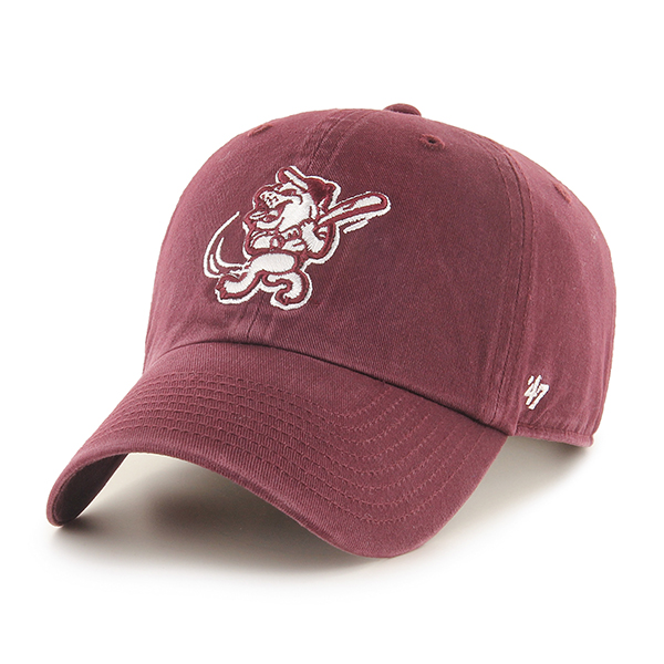 Swinging Bully Clean Up Cap Maroon
