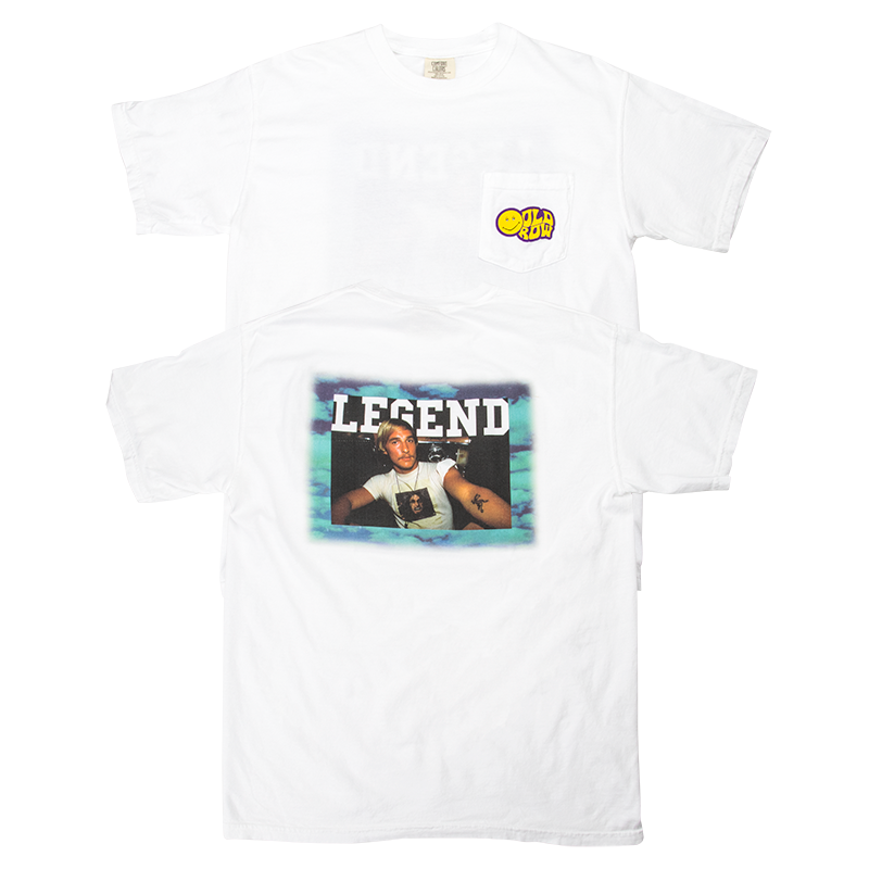 The Alright Legend Pocket Tee