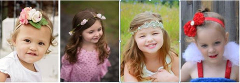 headband designs and styles