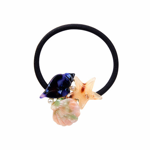 MERMAID'S DÉCORS (PONYTAIL HOLDER) - QKiddo.com