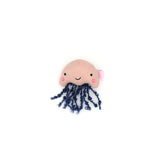 BLUSHING OCTOPUS HAIR CLIP - QKiddo.com