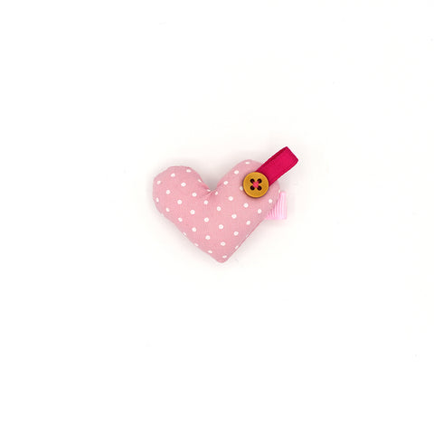 CUPID'S HEART HAIR CLIP - QKiddo.com