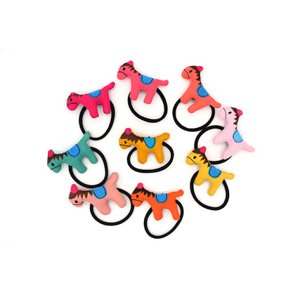 UNICORN HAIR TIE & PONYTAIL HOLDER - QKiddo.com
