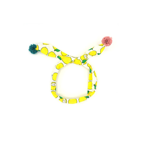 FUN TWIST HEADBAND OR…? (FRESH LEMONS) - QKiddo.com
