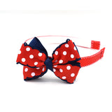MINNIE'S CLASSICAL HAIR BOW HEADBAND - QKiddo.com