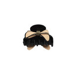 TENDERLY BOW (FRENCH JAW CLIP, PINK) - QKiddo.com