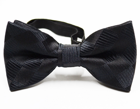 JAMES BOND BOW TIE (BLACK) - QKiddo.com