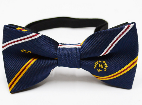 LITTLE MAGICIAN BOW TIE (BLUE) - QKiddo.com