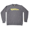 Prototype Logo Crew Sweatshirt - Charcoal Grey