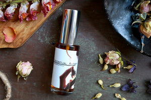 esscentual alchemy natural perfume come to me