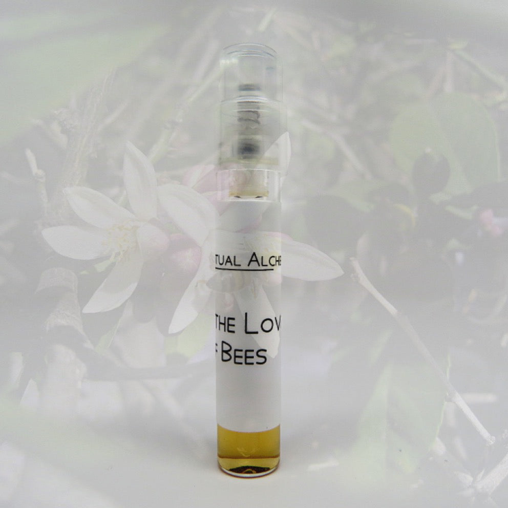 esscentual alchemy natural perfume for the love of bees