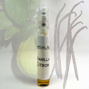 esscentual alchemy natural perfume vanilla citron