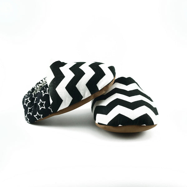 Chevron Mini Shoes