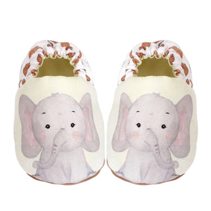 Cornelius the Elephant Mini Shoes (Watercolour Friends Collection)