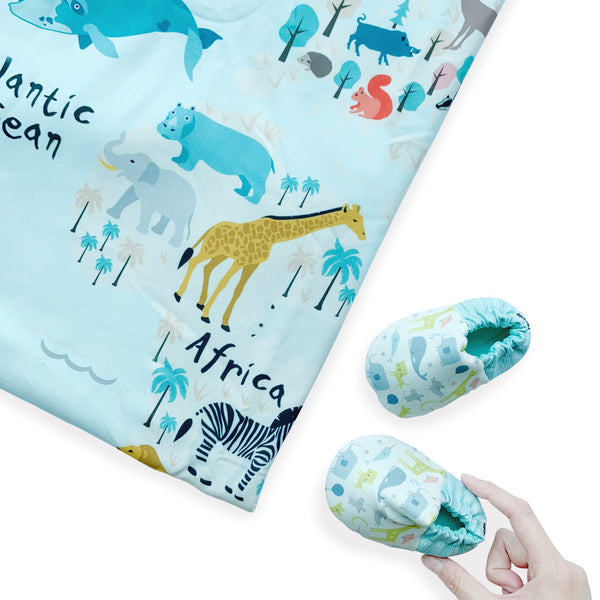 Little Zoo Gift Set