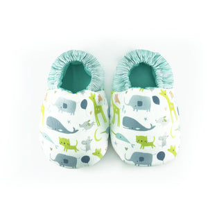 Little Zoo Mini Shoes