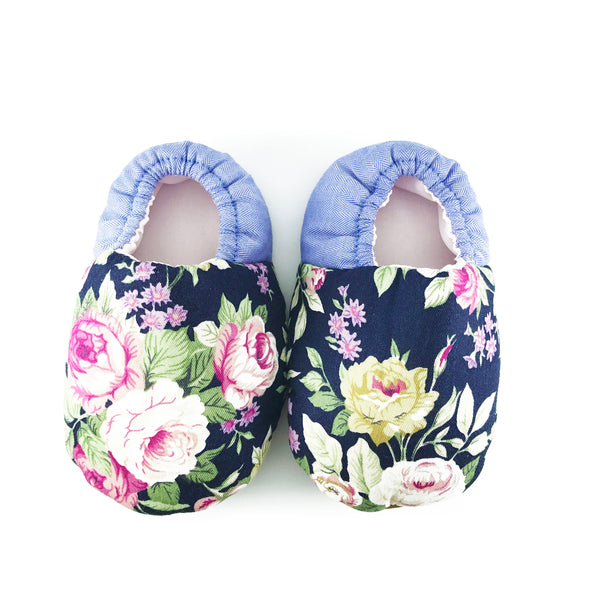 Evening Roses Mini Shoes