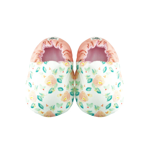 Pretty Petals Mini Shoes