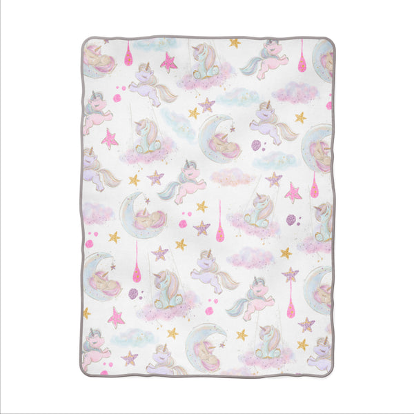 Unicorn Dreams Snuggle Blanket