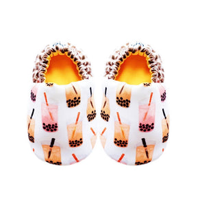 Bubble Tea Mini Shoes