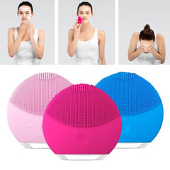 Rechargeable Facial Cleanser and Massager