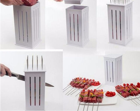Meat Slicer Grill Kebab Maker