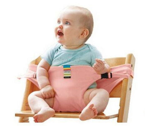 Infant Seat Safety Belt