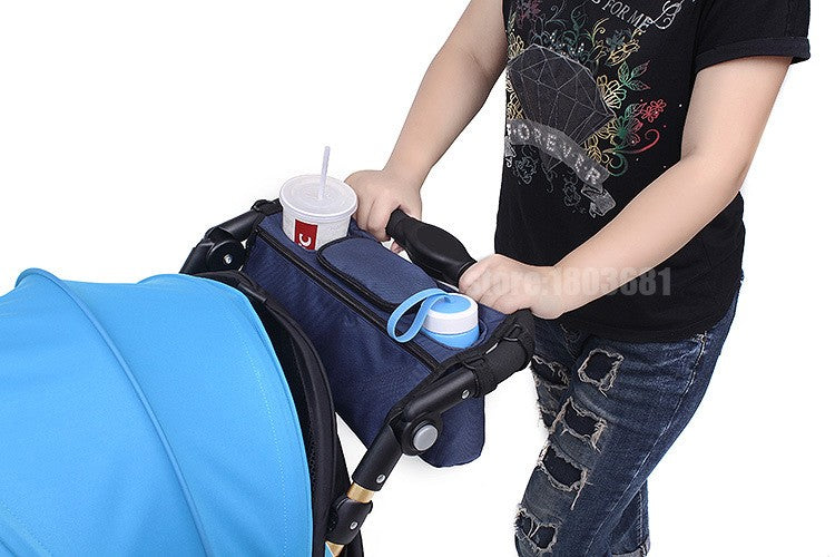 Baby Stroller Nappy Bag