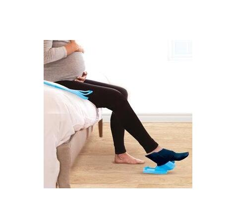 Easy on/off Sock Helper For Pregnant Woman
