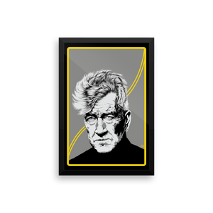 David Lynch Framed poster