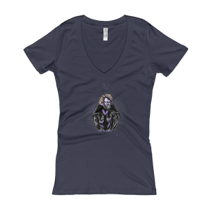 Terence McKenna Women's V-Neck T-shirt