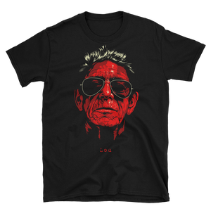Lou Reed Short-Sleeve Unisex T-Shirt