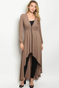 Courtney Cape Top