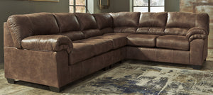 Aden Sectional (grey or brown)