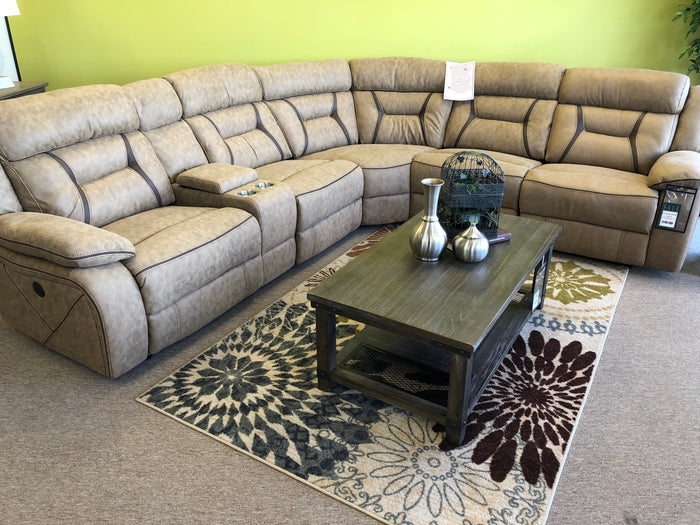 Liberty Power Sectional