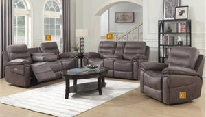 Power Morgan Living Room Collection