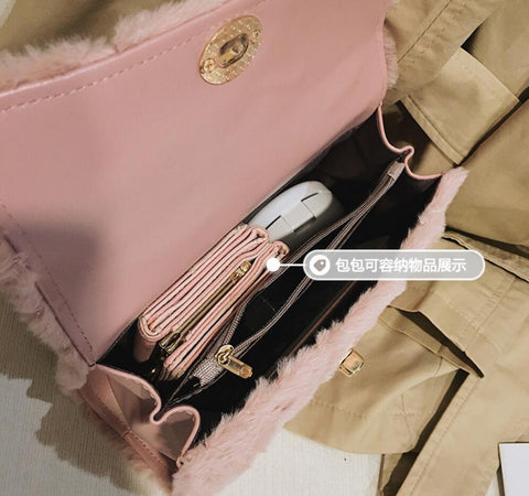 Sweet Lady carryall bag