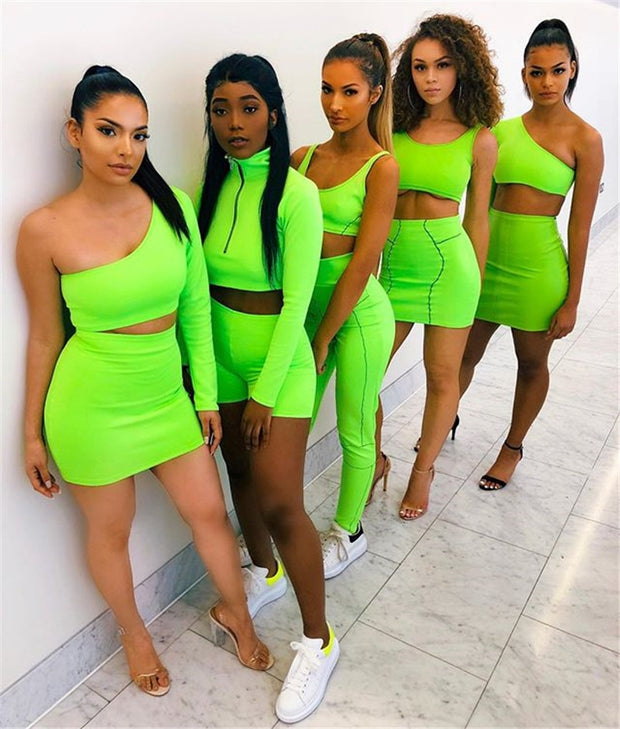 young lady