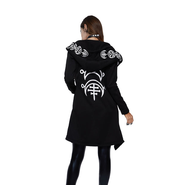 Fall Gothic casual wear